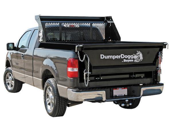 2018 DumperDogg 8 STEEL DUMPER Truck Bed