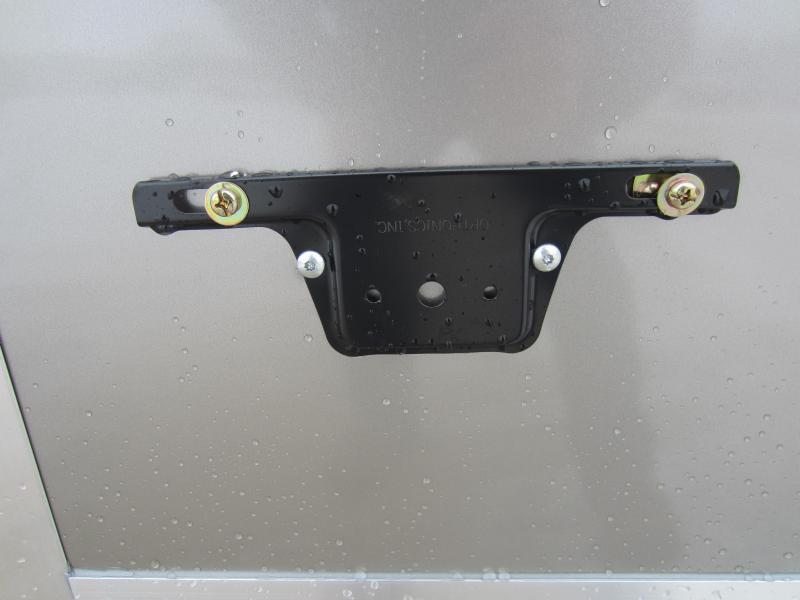 2018 Aluminum Trailer Company 7X16 ALUMINUM RAMP DOOR Enclosed Cargo Trailer