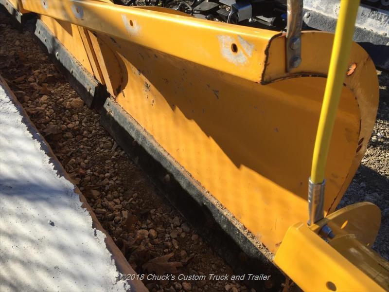 "Meyer 8'6"" Super V2 Snow Plow - Many new parts"