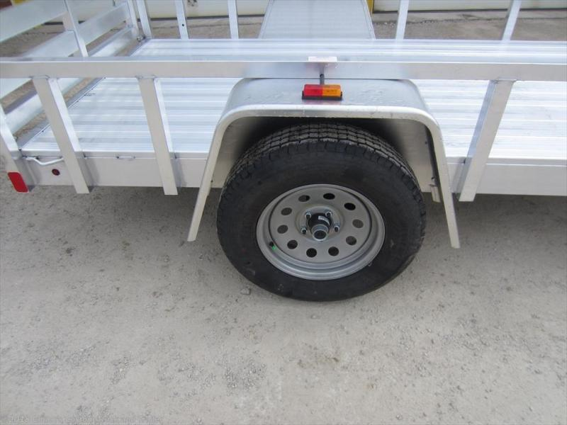 2018 ATC 6 X 10 Aluminum Tube Top