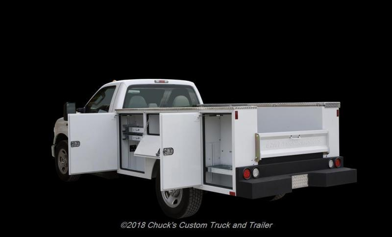 2017 CM SB 98/78/56 Truck Bed