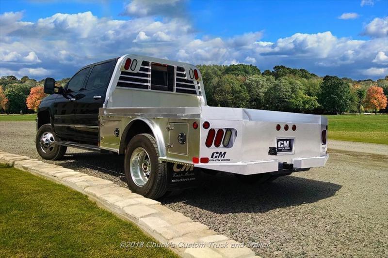 """2018 CM ALSK 8'6""""/84""""/56""""/38"""" Truck Bed"""