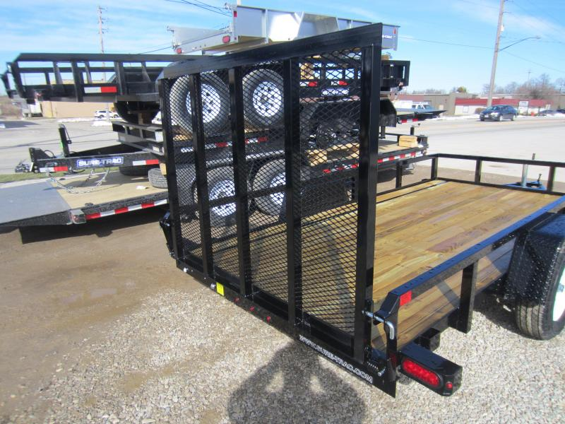 2018 Sure-Trac 6 X 12 Tube Top Utility 3K idler