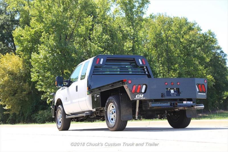 "2017 CM RD2 8'6""/97/56 OR 58/38 Truck Bed"