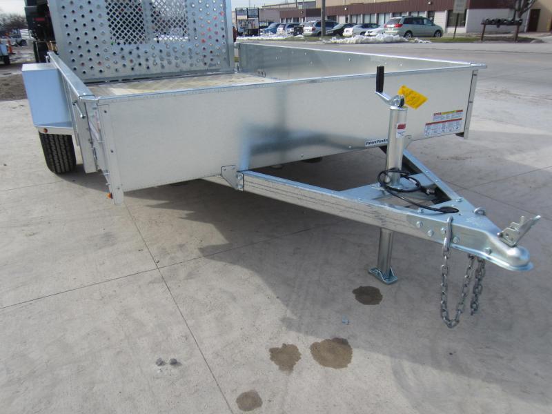 2018 Sure-Trac 6 x 10 Galvanized High Side 3k Idler