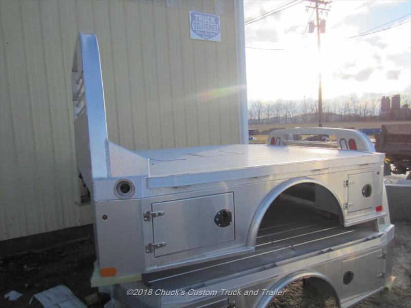 """2018 CM ALSK 8'6""""/97""""/56""""/42"""" Truck Bed"""