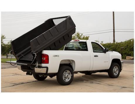 2018 DumperDogg 8 POLY DUMPER Truck Bed
