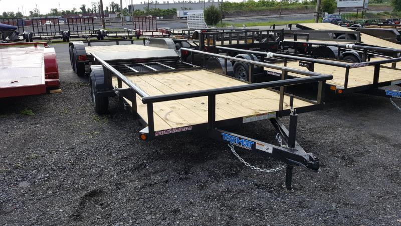 2018 Top Hat Trailers DSP Utility Trailer 6.5 X 14 Char