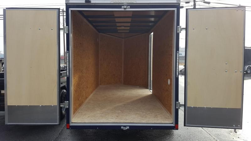 2019 Cargo Express 6X12 EX DLX Enclosed Trailer w/Doors & 2019 Cargo Express 6X12 EX DLX Enclosed Trailer w/Doors | 7x12 ...