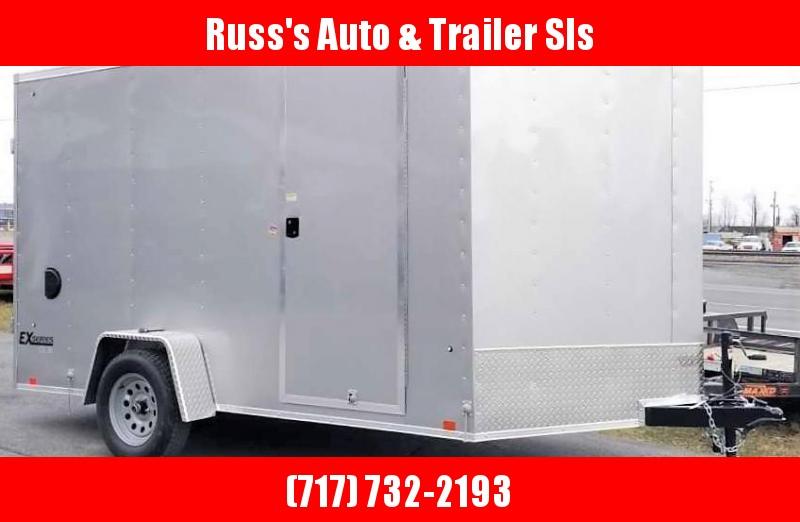 2020 Cargo Express 7X12 EX Enclosed Trailer w/Double Doors