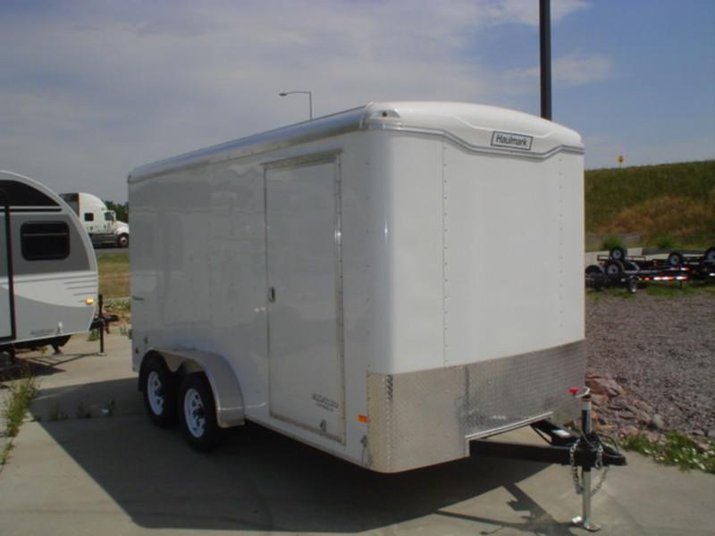 2016 Haulmark 14' Enclosed Trailer