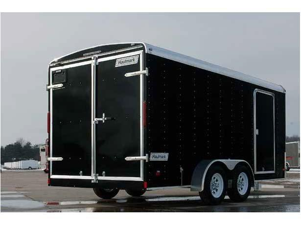 2017 Haulmark KD7X16WT2 Enclosed Cargo Trailer