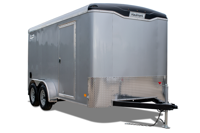 2019 Haulmark TS716T2 Enclosed Cargo Trailer