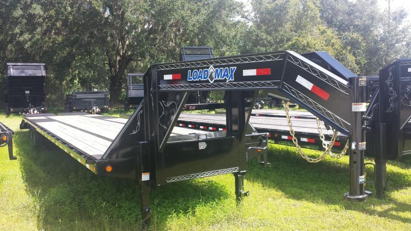 8.5x40 Load Trail Trailers Low-Pro Gooseneck Trailer  [22000# GVWR]