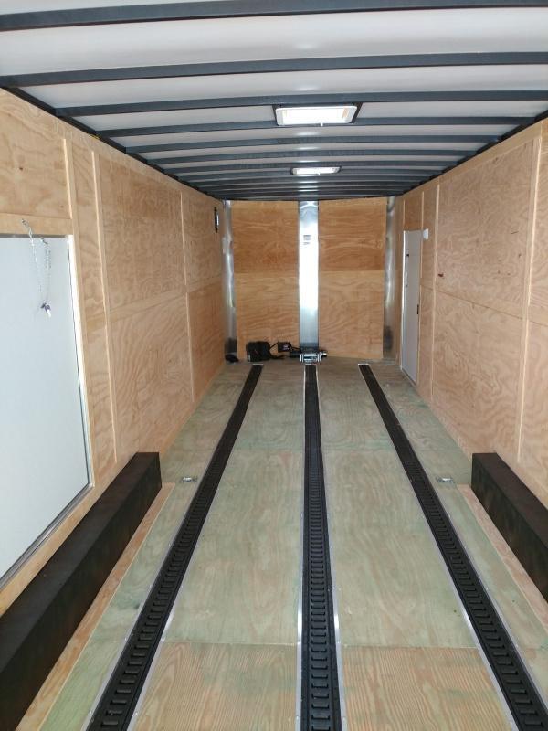 2017 Arising 8.5 x 32 Enclosed Cargo Trailer