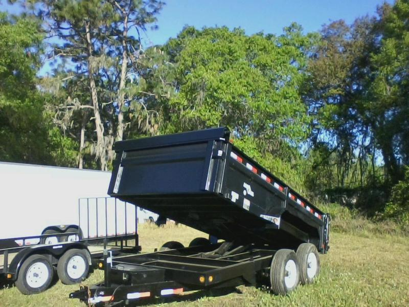 2011 Load Trail 7x14 Dump Trailer