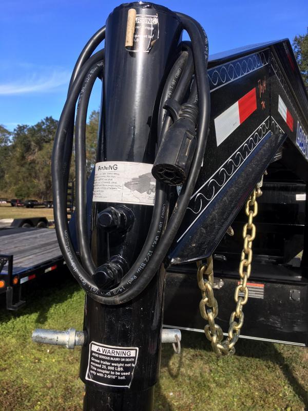 2018 Load Trail 7x14 GN Drop N GO Roll Off Dump Trailer