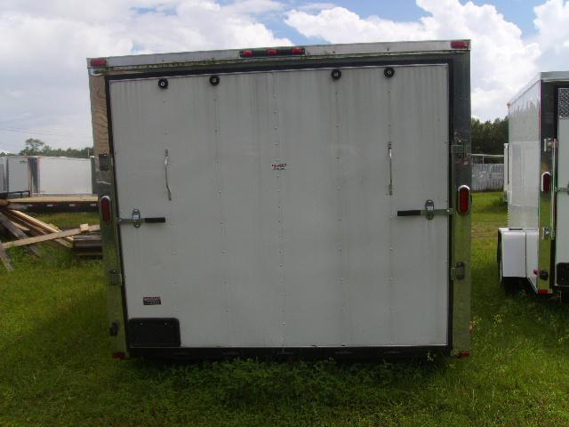 8.5x16 Arising Trailers Enclosed Cargo Trailer