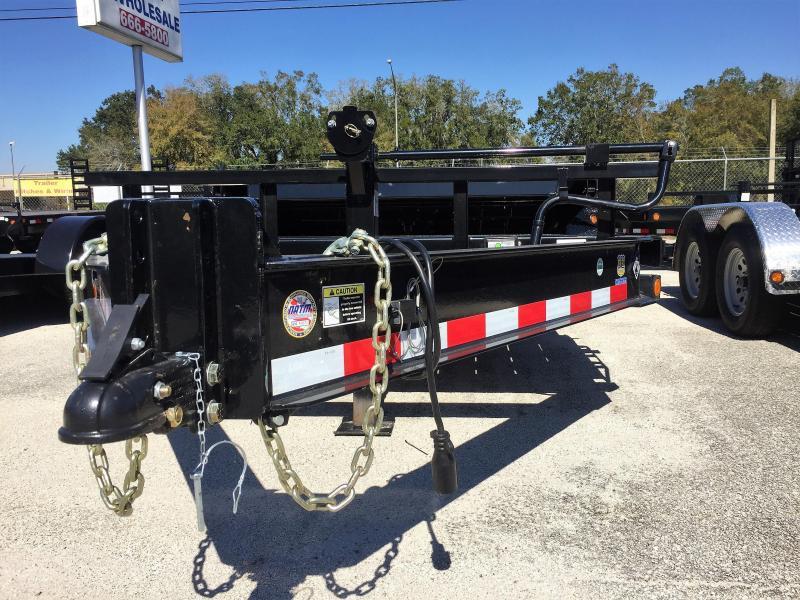2017 Load Trail Tilt Deck Equipment Trailer