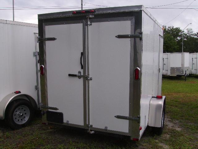 6x10 Arising Enclosed Cargo Trailer