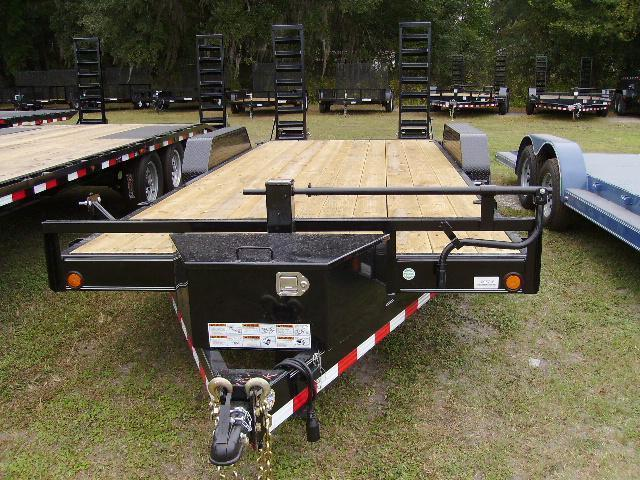 7 X 20 Load Trail Trailers Equipment Trailer