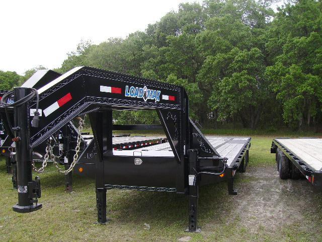 8.5x32 Load Trail Trailers Low Pro Gooseneck Trailer