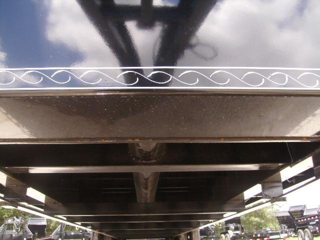 8.5x36 Load Trail Trailers Gooseneck Equipement  Trailer