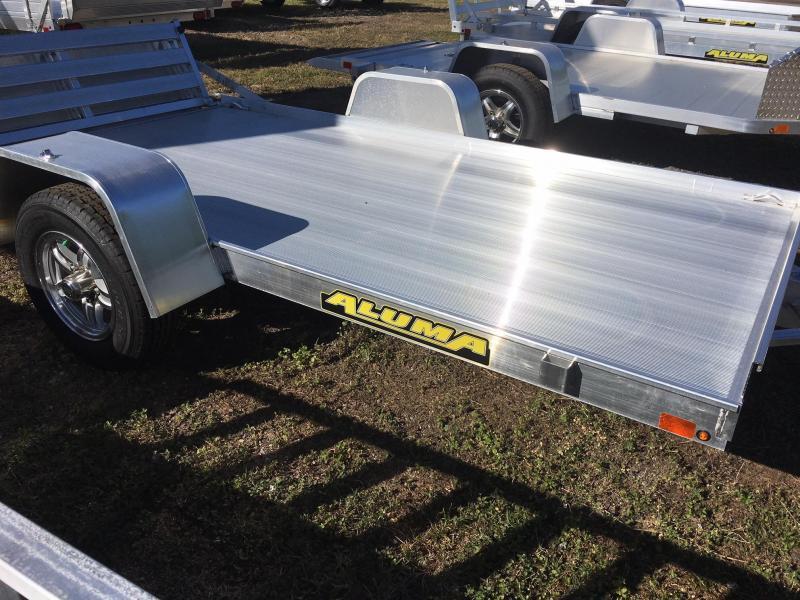2018 Aluma 63x10 Utility Trailer
