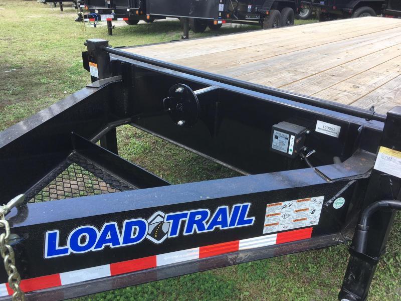 2018 Load Trail 8.5x20 Equipment Trailer