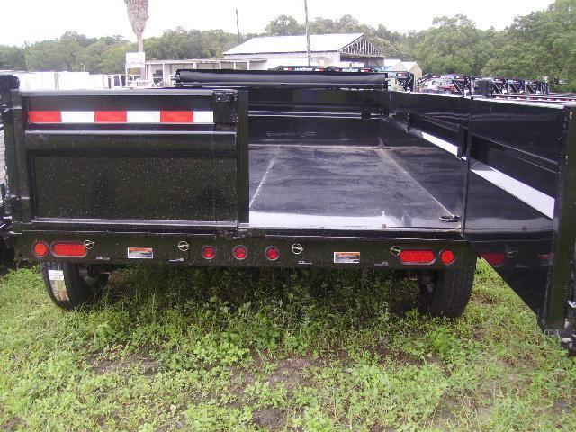 6x12 Load Trail Trailers Dump Trailer 14000 GVWR