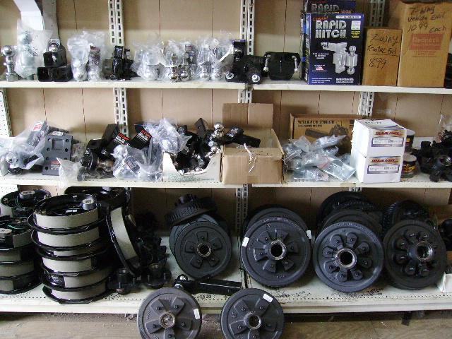 *Trailer*Full Service*Trailers*Parts*Trailers*