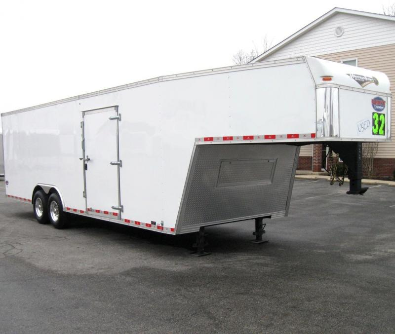 SALE PENDING USED 2016 United Trailers UXT Car / Racing Trailer