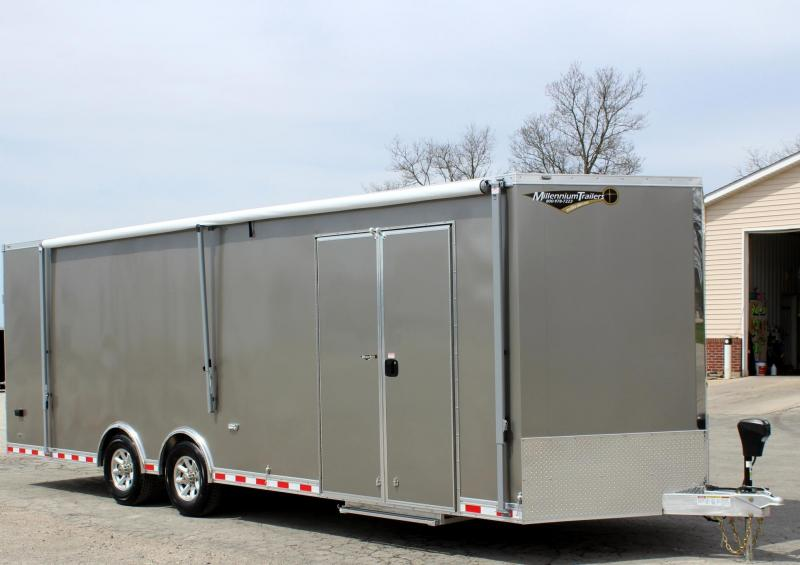 <b>MEGA BLOW OUT SALE SAVE $2800 OFF MSRP NOW $23999 Canceled Order NOW READY</b> 2019 ALL ALUMINUM 26' Millennium Star SUPER NICE!
