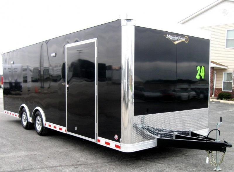 <b>Now Available</b> 2019 24' NEW Millennium Extreme with Rear Wing and Escape Door