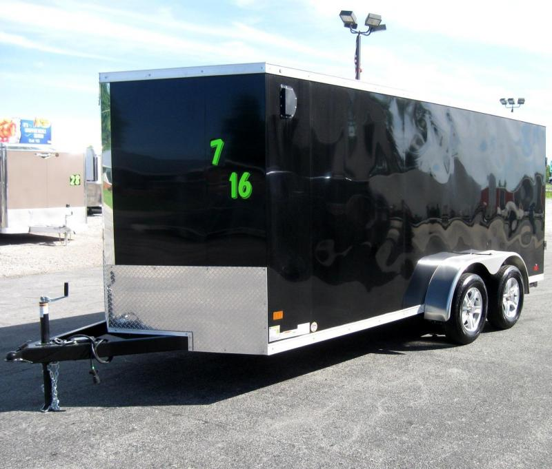 2018 Haulmark VG Series Enclosed Cargo Trailer