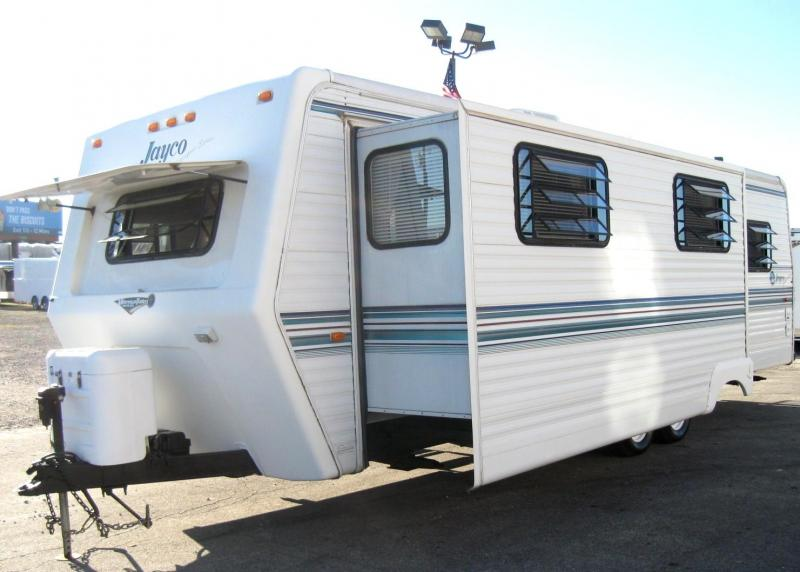 1995 Jayco 3120 FK SS Designer Travel Trailer