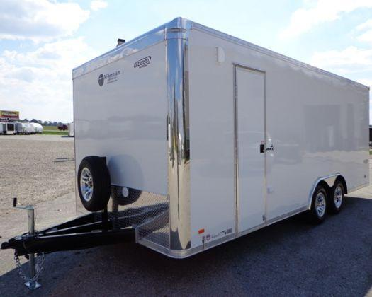 Millennium Trailers 20' Custom Mobile Display Trailer