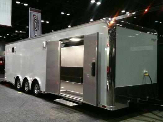 32' Custom Icon Trailer Order with Your Options Today!