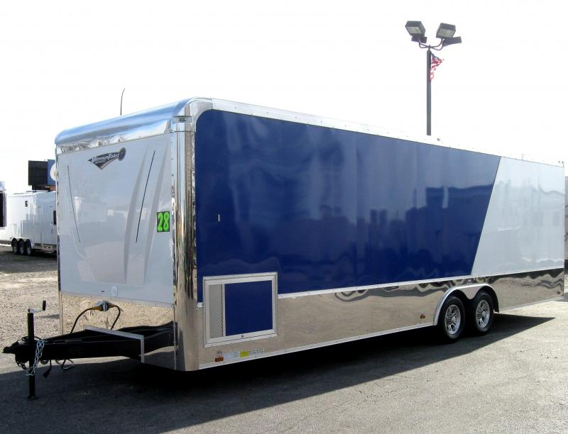 <b>BLOW-OUT SALE $18799 Save $4796</b> 2017 28' Loaded Show Trailer No Further Discounts