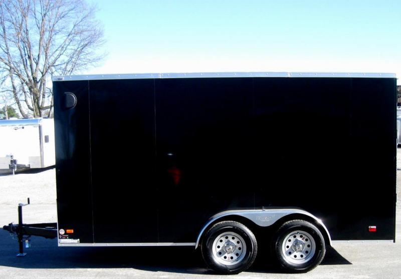 Enclosed Car Trailers Custom Cargo Millennium Trailers Autos Post