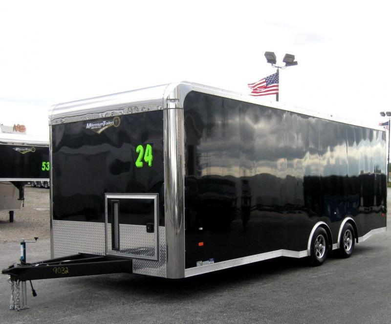 2018 24' NEW Millennium Thunderbolt Check Out Savings on this Packaged Deal