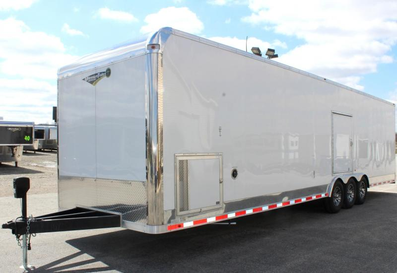 <b>MEGA BLOW OUT SALE $33999 SAVE OVER 21K From MSRP</b> 2017 34' Tri Axle Millennium Diamond Generator/A/C/Awning/Alum Wheels & More!