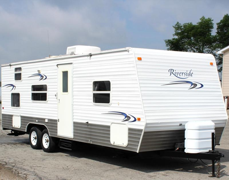 2006 Adventure Manufacturing Riverside Travel Trailer