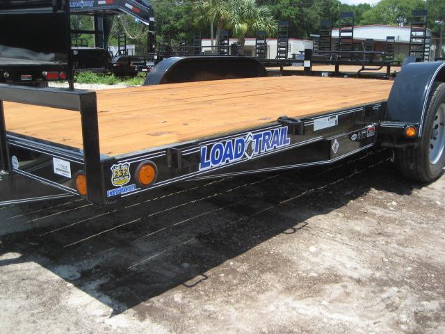 H91 | 7x16 LOAD TRAIL 7K Car Hauler Trailer | Load Runner Trailers