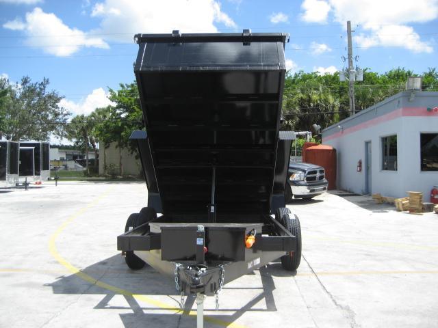 *D11* 6x12 LRT Dumps and Trailers 6 TON Dump Trailer 6 x 12 | D72-12T6-24S
