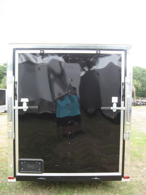E4C| 6x12 Single Axle*Enclosed*Trailer*Cargo*|  LR Trailers | 6 x 12 | E4C