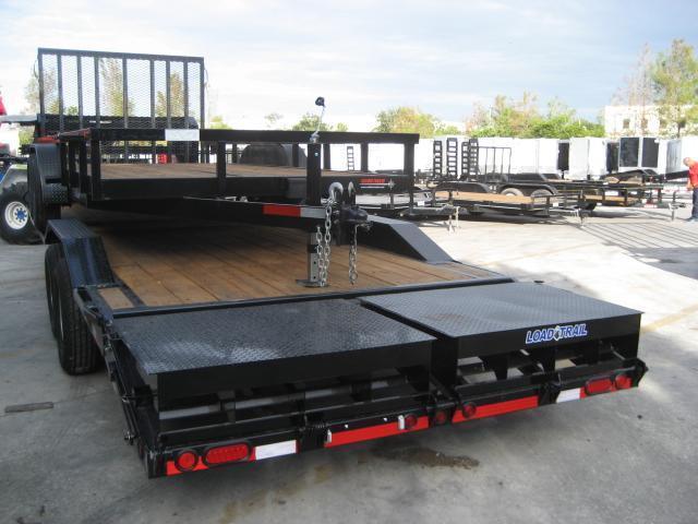 *H87* 8.5x26 Gooseneck Equipment Hauler Trailer|Drive Over Fenders|Dove 8.5 x 26 | EQG102-26T7-DOF/MPD