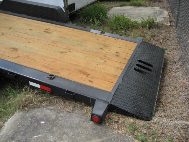 *H28* 7x16+4 Gravity Tilt Equipment Hauler Trailer 7 TON 7 x 16+4 | T83-16+4T7T-GT
