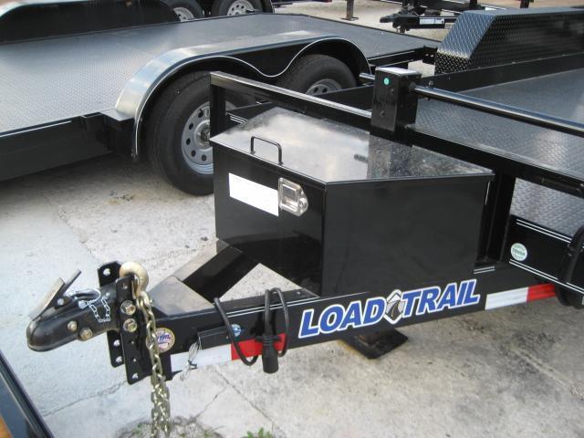 *BC2* 7x16 7 TON Bobcat/Equipment Hauler Trailer  LR Trailers 7 x 16   BC80-16T7-SD/KR