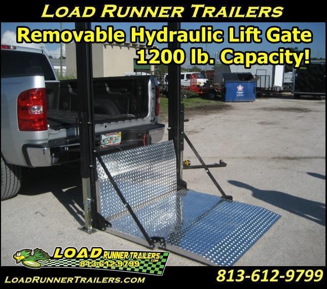 2017 Loadrunner Trailers Trailer Tommy Gate Lift Gator Other Trailer